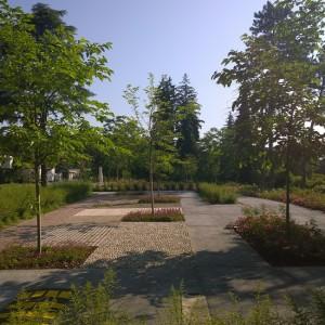 Giardino riabilitativo Montecatone