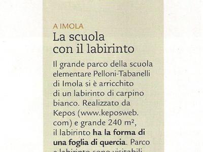 Kepos su Gardenia 345/2013