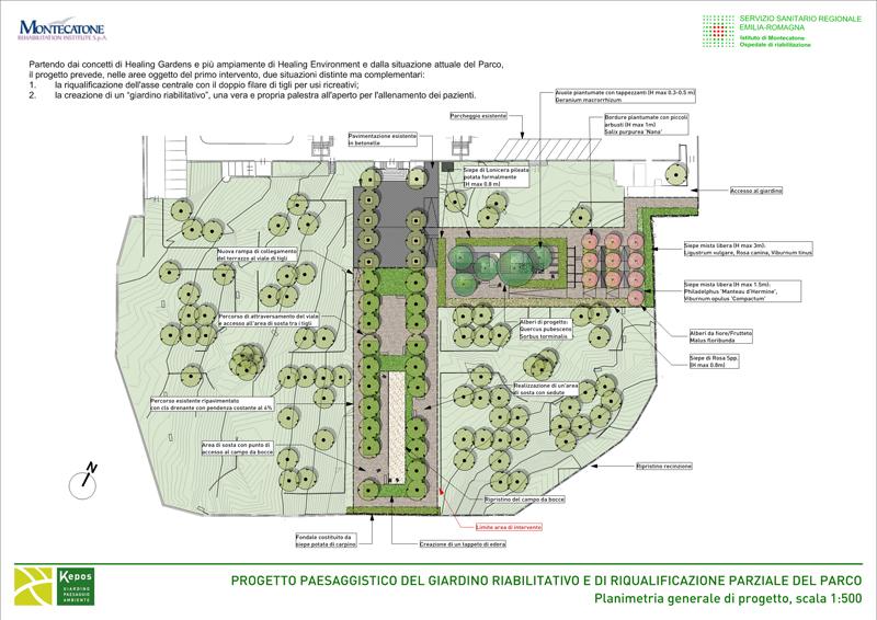 Kepos alla biennale del paesaggio con un giardino for Progetto irrigazione