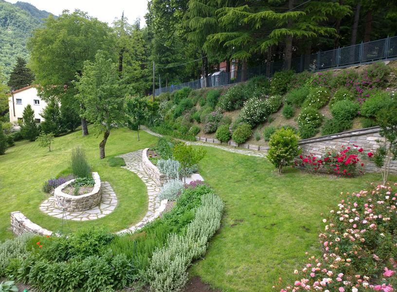 Orto giardino sull 39 appenino kepos giardino paesaggio - L orto in giardino ...