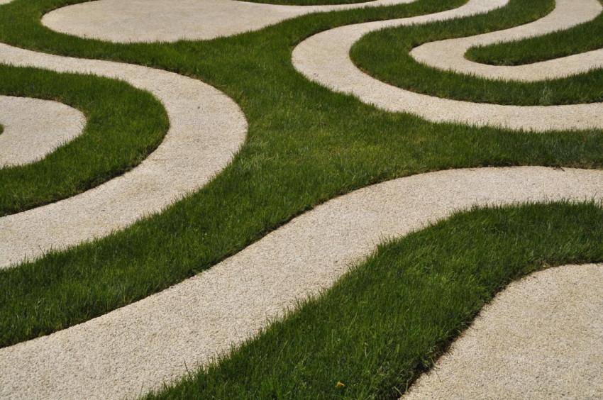 Il giardino del labirinto kepos giardino paesaggio for Giardino labirinto