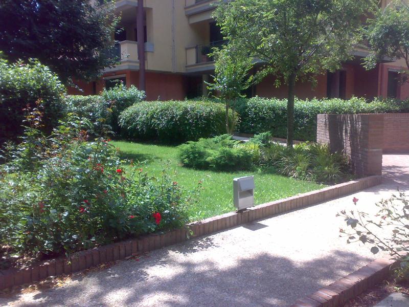 Giardino condominiale kepos giardino paesaggio ambiente - Giardino condominiale ...